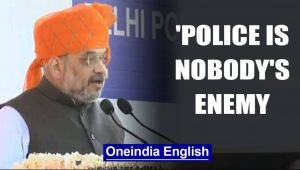 Amit Shah defends Delhi Police, they are nobody's enemy