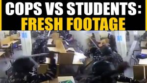 Jamia violence: New footage emerges showing police action on students