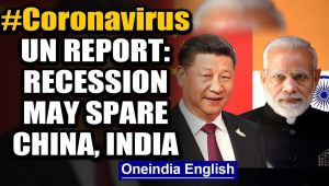 Covid-19: UN report says recession to hit developing nations may spare India and China