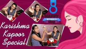 Exclusive conversation with Karishma Kapoor on International Women's Day: Watch ....