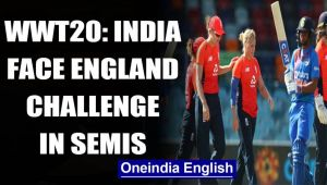 Women's T20 World Cup: Preview: India face England in semis