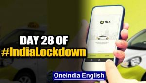 On Day 28, central teams deployed to states to enforce the lockdown