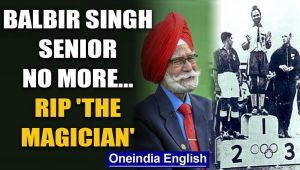 BALBIR SINGH SENIOR NO MORE: INDIA PAYS TRIBUTE TO THE LEGENDARY HOCKEY PLAYER