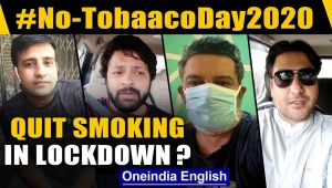 No-Tabacco Day 2020: This lockdown has urged many to quit smoking, have you?