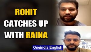 Rohit Sharma, Suresh Raina discuss IPL, life in times of Covid19