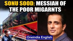 Coronavirus: Sonu Sood wins praise for arranging buses for stranded migrant workers