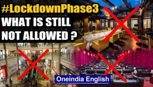 As Covid-19 lockdown phase 3 begins today, Lets take a look at what is still not allowed: Watch
