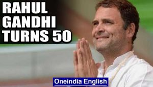 Rahul Gandhi birth anniversary: Congress MP & ex-Cong President turns 50 years old