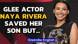 Glee actor Naya Rivera's body found, her last act was to save her son