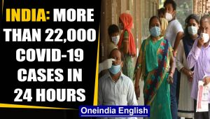 Covid-19: Biggest single day jump of over 22,000 Coronavirus cases in India in 24 hours