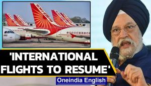 Hardeep Puri: 'Air bubbles' key to resuming international flights amid COVID