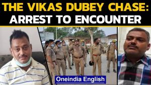 The Vikas Dubey chase: Escape, to arrest, to encounter: A timeline