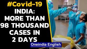 Coronavirus: India reports nearly 49 thousand cases in 24 hours