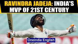 Ravindra Jadeja named India's Most Valuable Player of 21st Century by Wisden