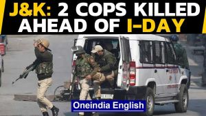 J&K police attacked, 2 cops martyred ahead of Independence Day