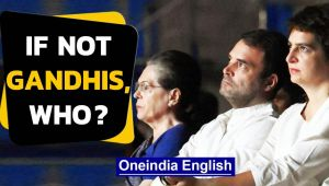 Congress president post, who will lead if not the Gandhis? Big developments