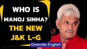 Manoj Sinha, the new J&K L-G | Why is he taking charge?