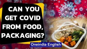 Covid-19 fears from food, packaging grows | WHO says no risk