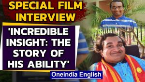 Dr. Sai Kaustuv Dasgupta: A film on his ability, not disability: Watch the interview