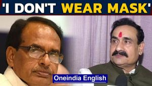 BJP minister says he 'does not wear a mask', stokes controversy
