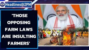 TOP HEADLINES AT 2 PM 29th SEPTEMBER, 2020
