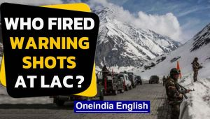 Warning shots at LAC, India says it was PLA: What happened