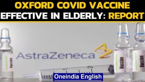 Coronavirus Pandemic: Oxford Covid Vaccine brings hope for the elderly