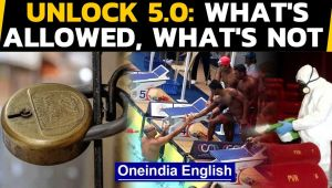 Unlock 5.0: What is allowed and what's still not allowed: Watch the video to find out
