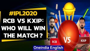 2020: KXIP aim to beat Virat Kohli's RCB to get back on winning track