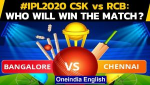 IPL 2020: CSK Vs RCB: MS Dhoni and Co. play for pride against RCB