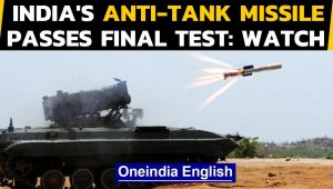 India's anti-tank missile Nag passes final test in Pokhran, ready for induction: Watch