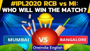IPL 2020: MI vs RCB: Mumbai would look avenge previous match's defeat with Bangalore