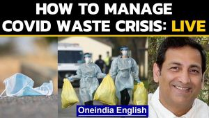 Covid waste: How is India disposing masks, PPEs etc safely?