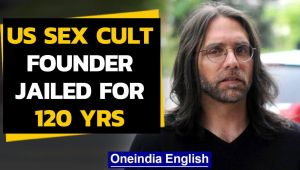 US self-styled Guru Keith Raniere guilty of leading a cult that treated women as slaves