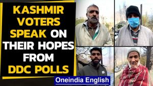 Kashmir voters speak: What DDC polls mean for them | Ground Report