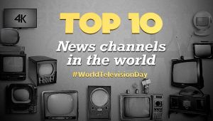 World Television day 2020: Top news channels that the world watches