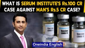 Serum Institute of India faces legal notice, to file Rs.100 Cr case against volunteer