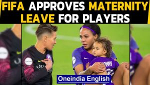 FIFA approves maternity leave for footballers | 'Let women shine