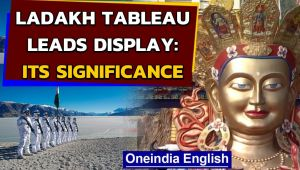 Ladakh tableau debuts: Significance amid India-China conflict