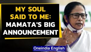 Mamata's new battlefield | 'My soul said to me...'