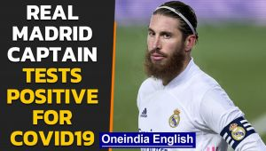 Sergio Ramos from Real Madrid tests positive for Covid19 following Raphael Varane