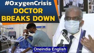 Doctor breaks down | 'We are supposed to save lives'