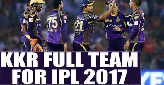 ... full team for IPL 2017 : Trent Boult, Chris Woakes in team - Oneindia