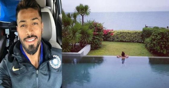 Hardik Pandya Invited By Dinesh Karthik S Wife For Private