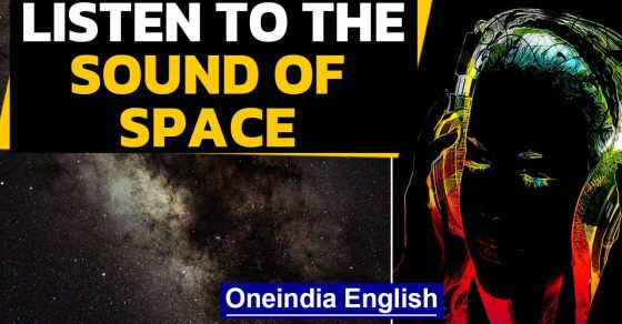 NASA helps listen to space, converts data to sound - Oneindia