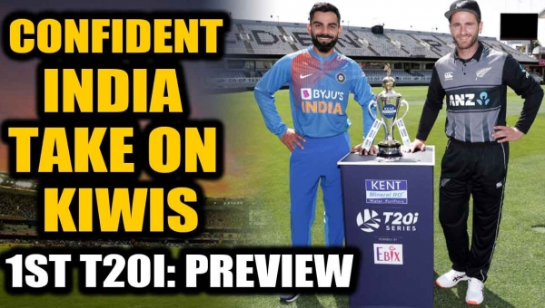 INDIA VS NEW ZEALAND 1ST T20I: PREVIEW: KOHLI & CO AIM FOR WINNING START