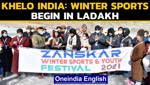 Ladakh's action-packed Zanskar Winter Sports & Youth Festival: Watch