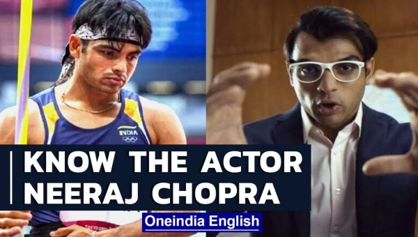 Neeraj Chopra's acting skills in new Cred ad take the online world by storm