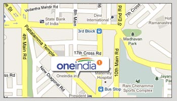 Oneindia on google Maps