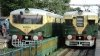 Passengers in WB manhandle driver for not stopping train at station